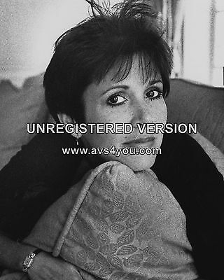 """Carrie Fisher 10"""" x 8"""" Photograph no 47"""