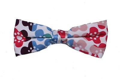 Marc jacobs White floral Bow tie Royal rust resistant