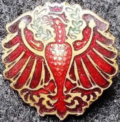 Vintage Order of the Red Eagle Lapel Pin / Badge - Free Combined S/H