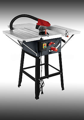 """BRAND NEW TABLE SAW 1800w 10"""" BLADE WITH EXTENTIONS"""