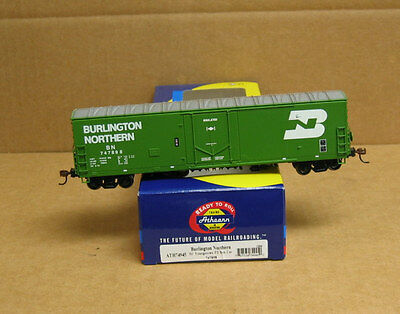 Athearn 74944 HO Burlington Northern 50' Youngstown PD Box Car #747822