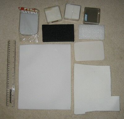 Miscellaneous Plastazote Foam Sheets For Fly Tying & Box Refurbishment