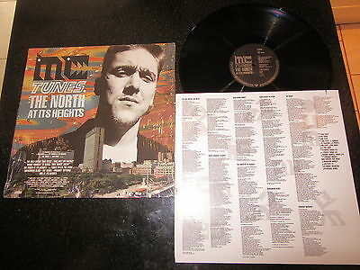 """Mc Tunes """"the North At Its Heights"""" 1990 Lp Ztt 808 State Ex Condition"""
