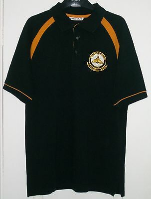 Avro Vulcan XH558 To The Sky Club~Supporting  Polo Shirt Size M~Excellent Cond.