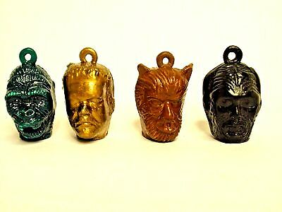 Vintage Rare Monster Gumball Vending Charm Pencil Topper Prize Toy Lot KING KONG