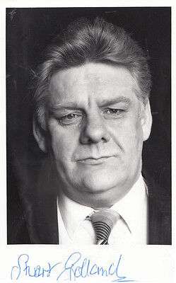 Stuart Golland as George Ward in Heartbeat TV Show Hand Signed Photo