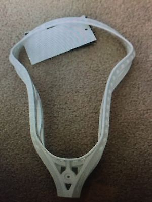 Brine Rp3 X Attack/midfield White Unstrung Lacrosse Head Nwt