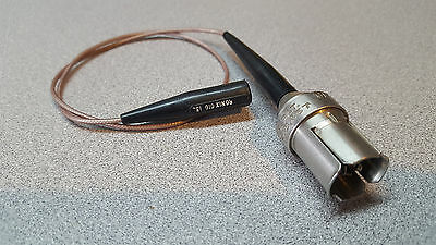 General Radio, GR, GR874, GR-874, Tektronix 010-133 Test Probe/Lead