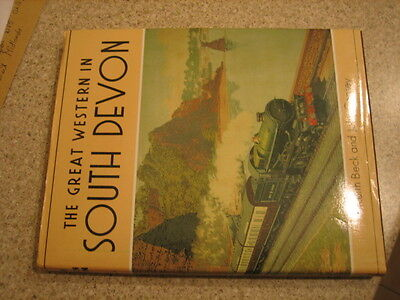 "Railway Books ""The Great Western in South Devon"""