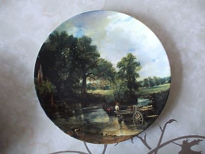 Royal Doulton The Hay Wain collectors Plate Constable Country Series