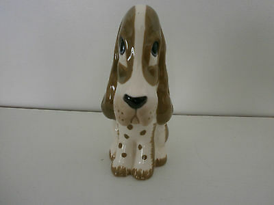 Szeiler sad face dog approx 12.5 cms high