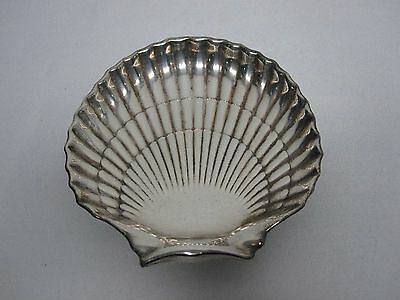 Vintage Gorham Sterling Silver Footed Shell Dish Bowl #42677
