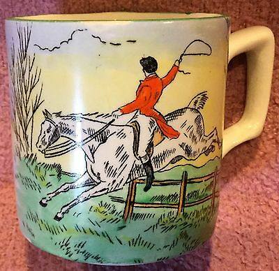 Fox Hunt Hunting Davenport Small Mug #4