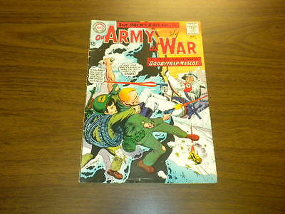 OUR ARMY AT WAR #154 DC Comics 1965 Sgt. Rock