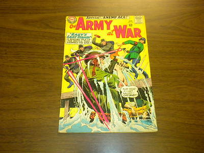 OUR ARMY AT WAR #153 DC Comics 1965 Sgt. Rock