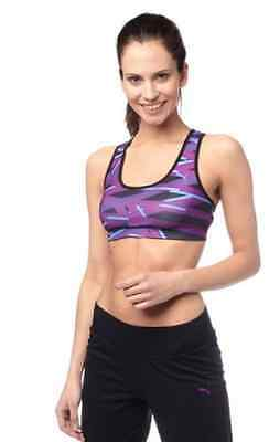 804435-3/K63 PUMA Funktions-Sporttop/BH, innovativer Dry-Cell-Technologie Gr.XS
