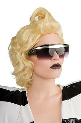 Lady Gaga Glasses Sunglasses Costume Dress Accessory Ru9937
