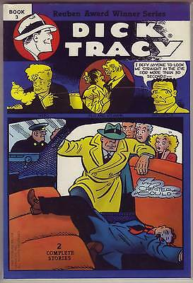 Dicky Tracy Book Three by Chester Gould Reuben Award Winner Series 2 Stories