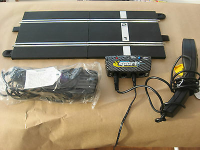 Scalextric Sport Powerbase Controllers & Powerpack (Vgc)