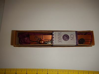 On Mark by Robinwood Copper Book Mark in Box Cat & Mouse