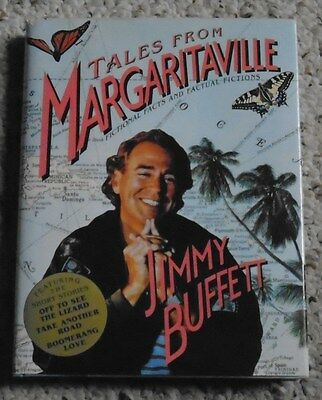 Tales From Magaritaville by Jimmy Buffett - Signed!