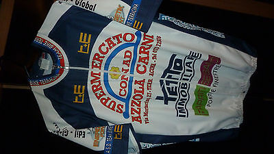 Team Bike Terracina Vintage Genuine Quality Cycling Top Size 5 L