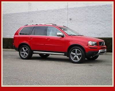 2009 Volvo XC90 3.2 Sport Utility 4-Door 09 Volvo XC90 R design T3rd row seat Navigation One Owner Clean Car fax
