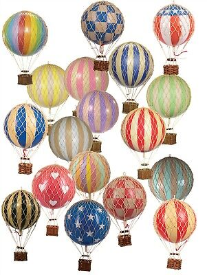 Authentic Models AP160 Floating the Skies Hot Air Balloon Replica 3.25 in. Dia.