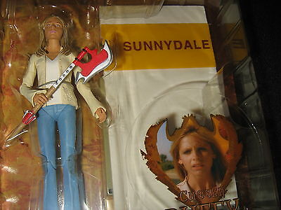 Buffy the Vampire Slayer Diamond Select Action Figure - THE CHOSEN / SUNNYDALE