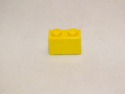 Lego 1X2 Yellow Brick Brand New Never Used 800 Pieces