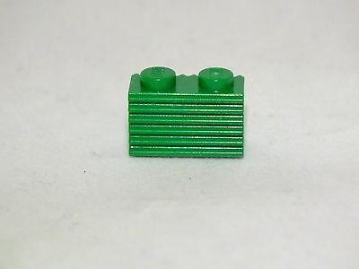 Lego 1X2 Green Profile Brick Brand New Never Used 300 Pieces
