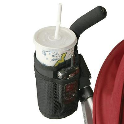 Baby Stroller Pram Cup Holder Universal Bottle Drink Water Coffee Bike Bag