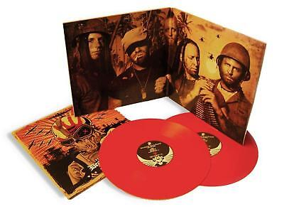 Five Finger Death Punch War is the Answer Red Vinyl 2LP Set