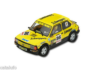 SEAT FURA SCHWEPPES  1/32 - Scalextric New Ref. A10074S300 Nuevo
