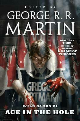 Wild Cards VI: Ace in the Hole by George R.R. Martin (English) Paperback Book Fr