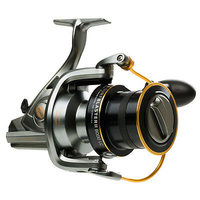 Penn Surfblaster II Sea Fishing Reels Lightweight Graphite Sizes 7000 or 8000