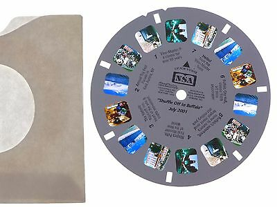 RARE View-Master reel - National Stereoscopic Association (NSA) 2001 Convention