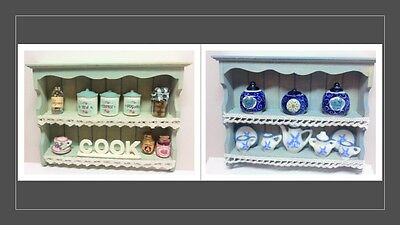 1:12 scale dolls house miniature dressed O.O.A.K top dresser 2 to choose from.