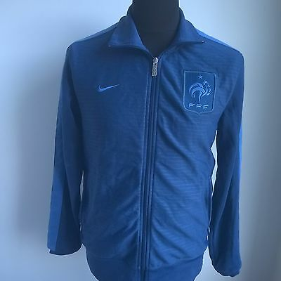 France Track Top Nike Football Shirt Jersey Size Adult L