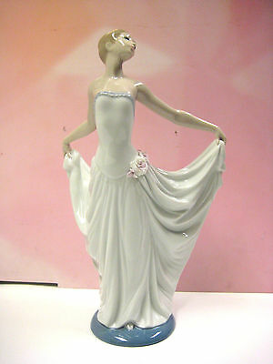 Dancer Special Edition Female Girl Figurine By Lladro #7189