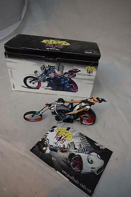 Speed Freaks Basher model in original packaging and box