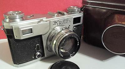 Kiev-4 a RARE vintage russian Contax copy camera for 35 mm collectible, work
