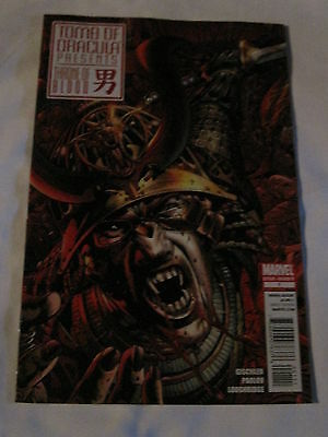 Tomb Of Dracula Presents : Throne Of Blood. Great, Gory One-Shot. Marvel.2011