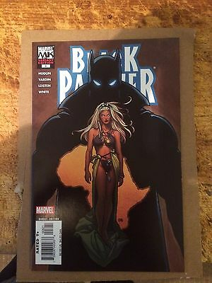 Black Panther 8 Frank Cho Variant Marvel Knights Series Nm
