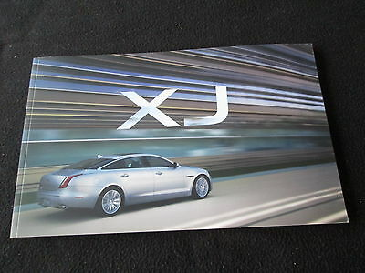 2014 Jaguar XJ Brochure Supercharged Sport Speed XJL Portfolio XJR Sales Catalog