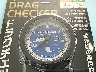 Bouz Drag Checker  Doc 2005  5 Kg Made In Japan Worlds Best