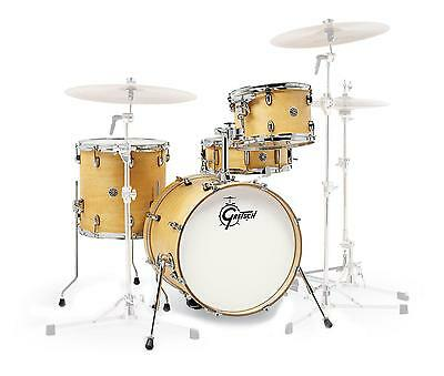 Gretsch CT1-J484 Catalina Club Shellset Satin Natural Schlagzeug Mahagoni Drum