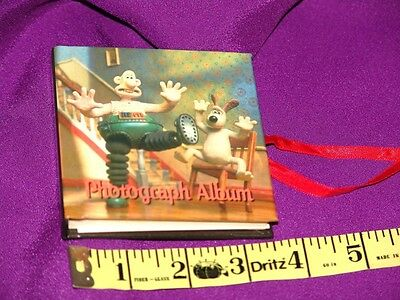 Wallace & Gromit 4 inch Photo Album NEW