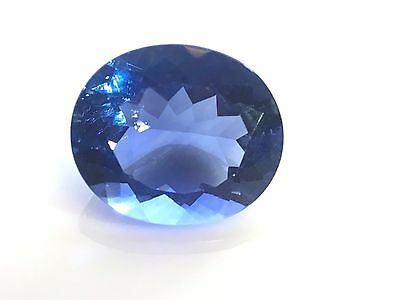 Mesmerising Natural Fluorite 8.90ct In beautiful colour change Blue - Purple