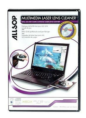 Allsop Multimedia Laser Lens Cleaner 05600